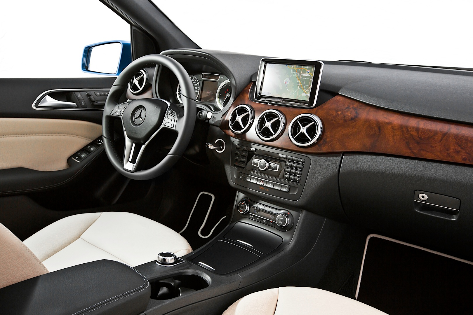 B class electric drive gets its pricing sorted out for Mercedes benz starter motor price