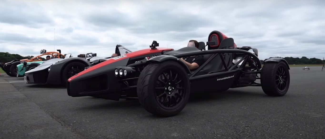 Ariel Atom Race Series Coming To The Us Autoevolution