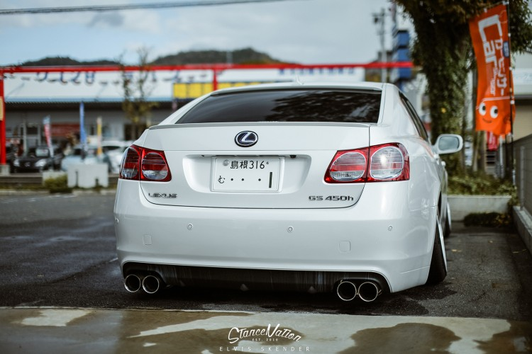 Bagged lexus gs is a nice thing to look at autoevolution aimgain lexus gs sciox Images