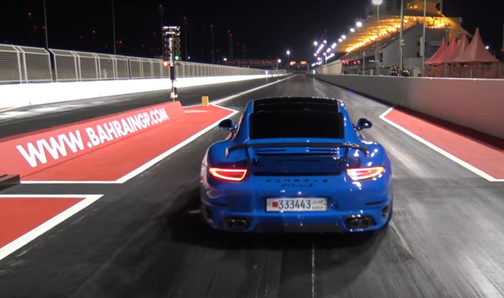 Bahrain's Ekanoo Racing Sets Nissan GT-R And Porsche 911 Turbo 1/4-Mile Records - autoevolution