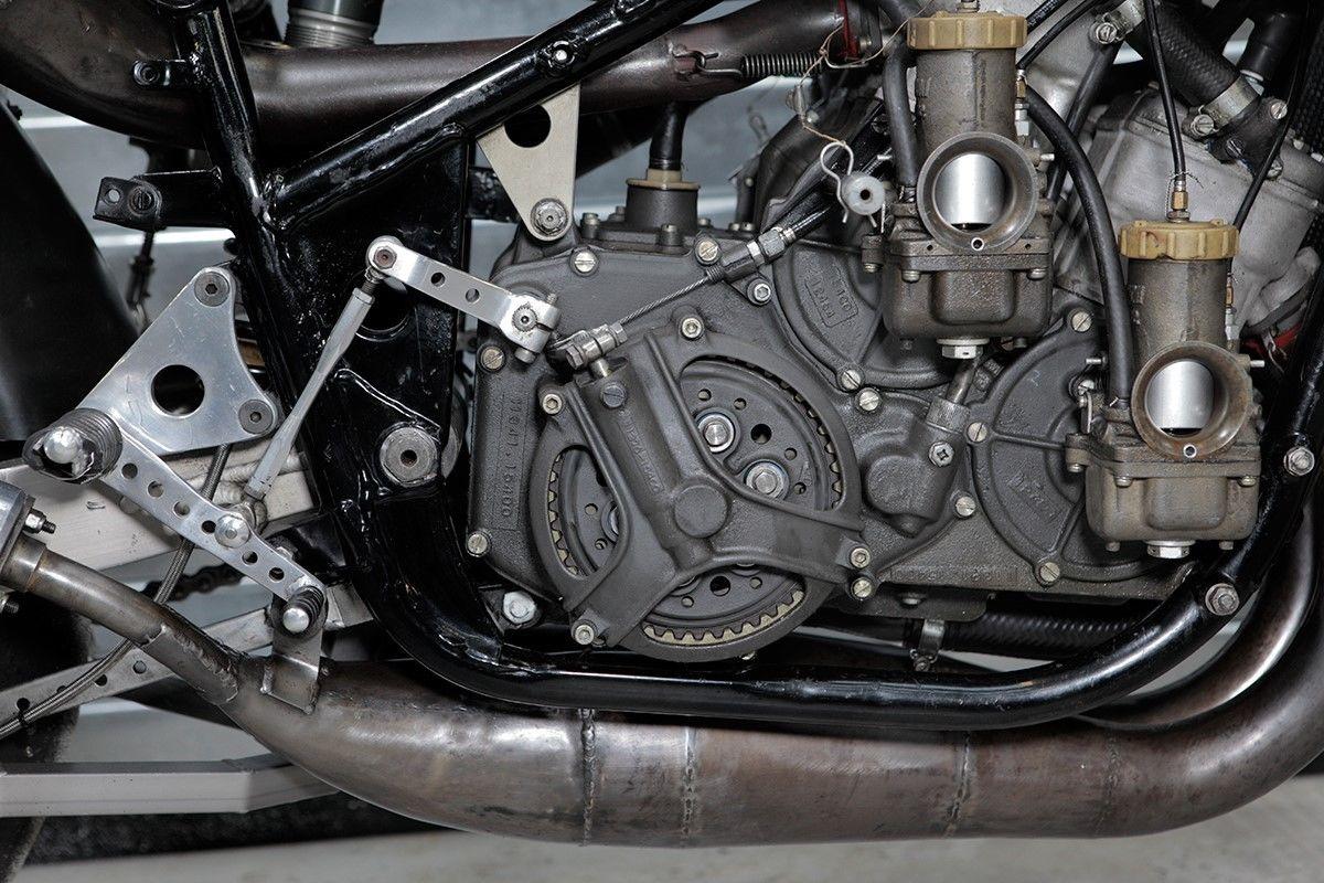 Barry Sheene... Ducati Bikes Usa