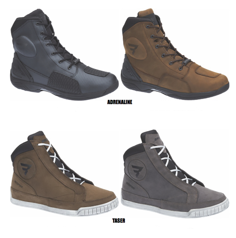 1188f48b877 Bates Footwear Show Off Motorcycle Boots at AIMExpo - autoevolution