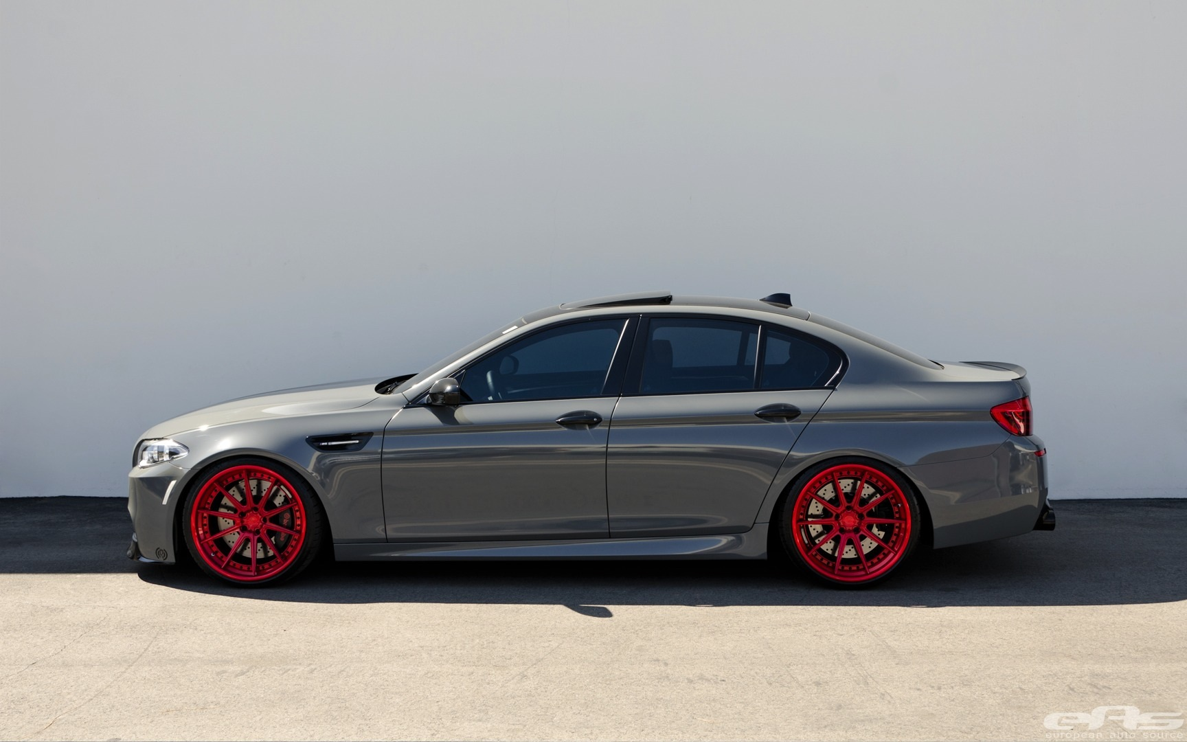 Battleship Grey Bmw Battleship Gray Bmw m5 Photo