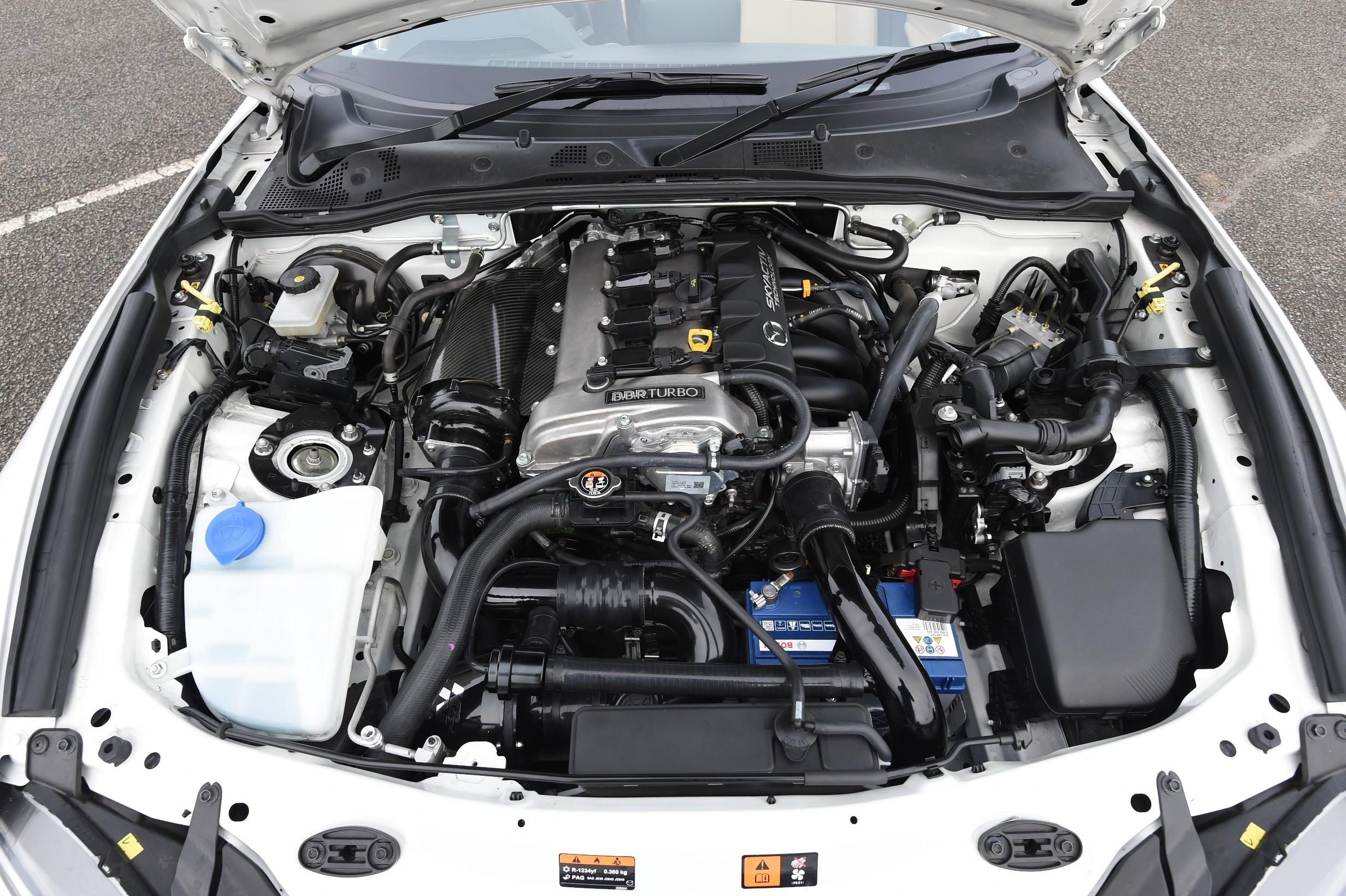 ... BBR Stage 1 Turbo Upgrade For Mazda MX 5 With 1.5 Liter SkyActiv