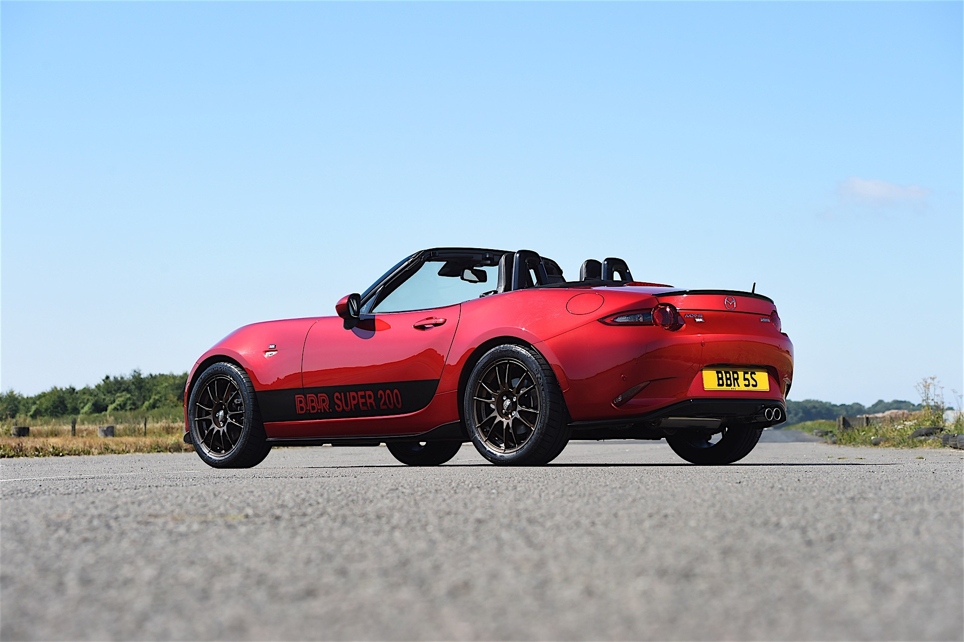 BBR s Latest Kit For Mazda MX 5 2 0 Cuts 1 65 Seconds From 0 60 MPH