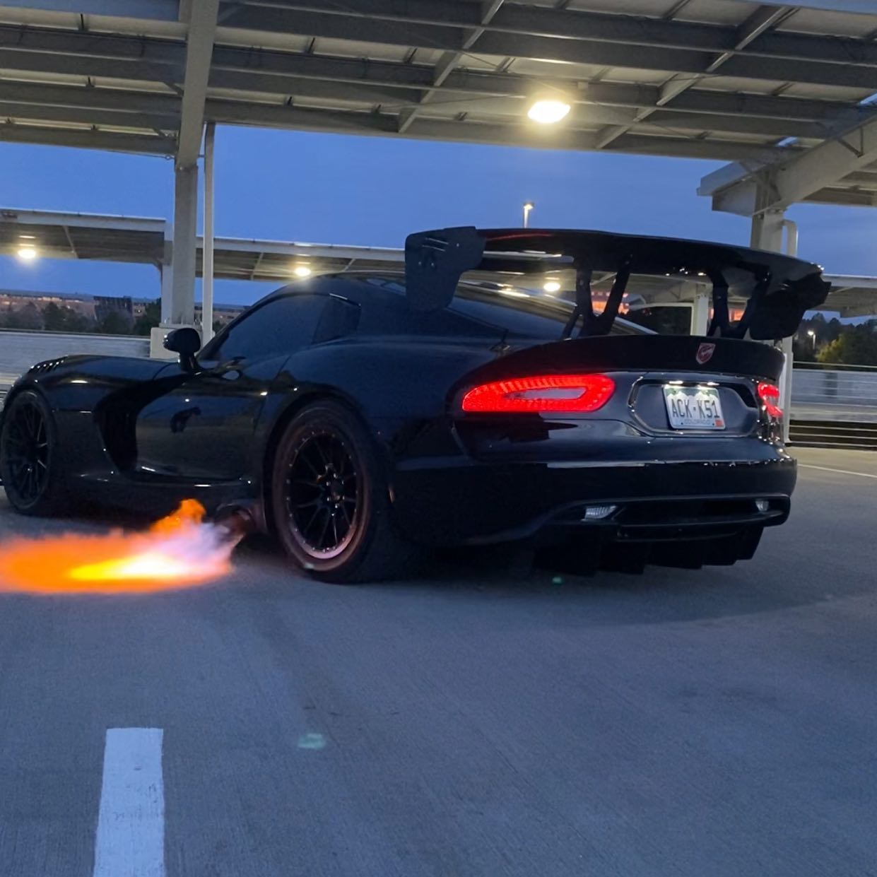 Beastly Twin-Turbo 2,630-HP Dodge Viper Shows How It Exerts Street  Supremacy - autoevolution