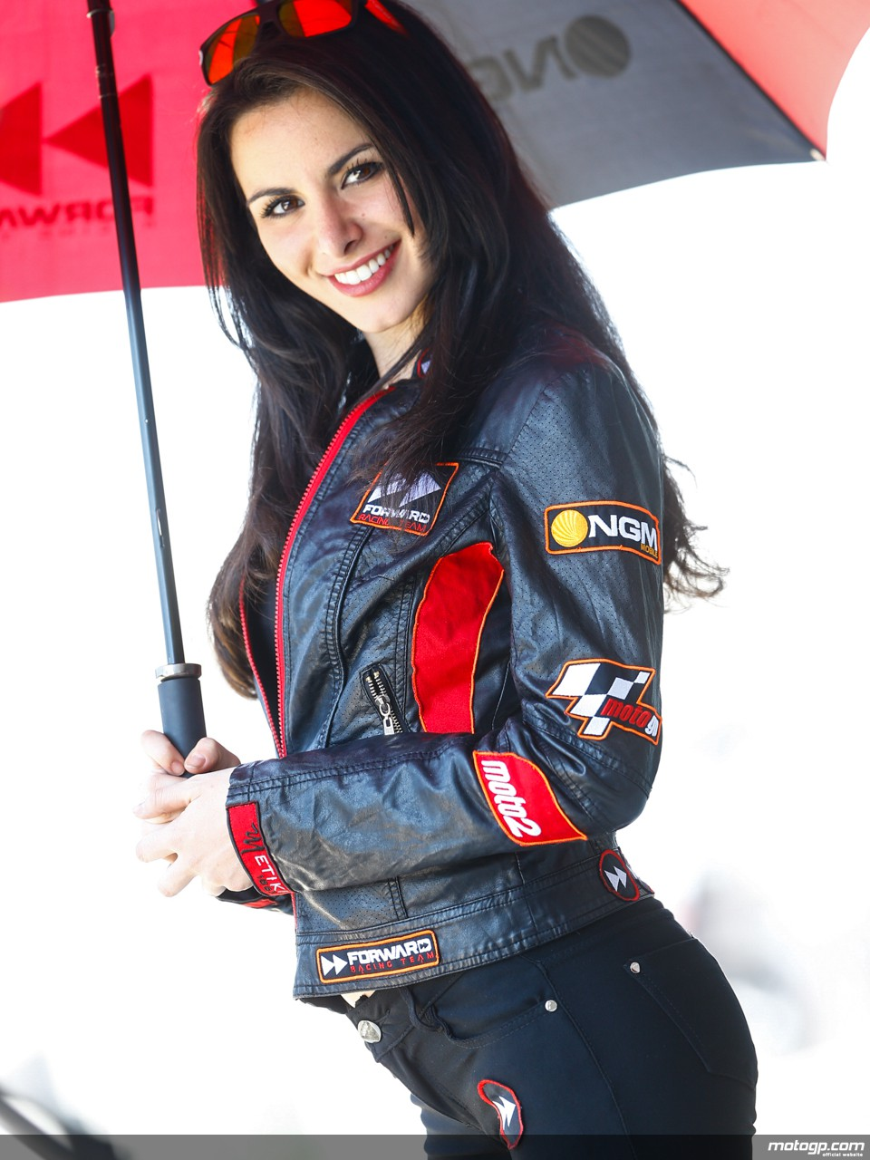 5cd86d5a3ce27 Beautiful French Paddock Girls at Le Mans 2014 - autoevolution