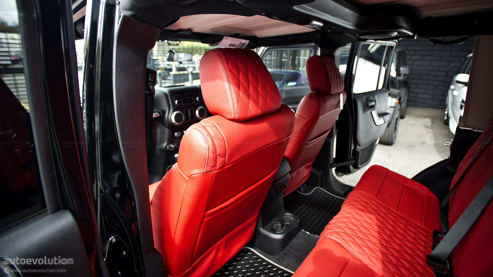 Range Rover Interior >> Kahn Factory Visit - Behind the Tuning Scenes - autoevolution