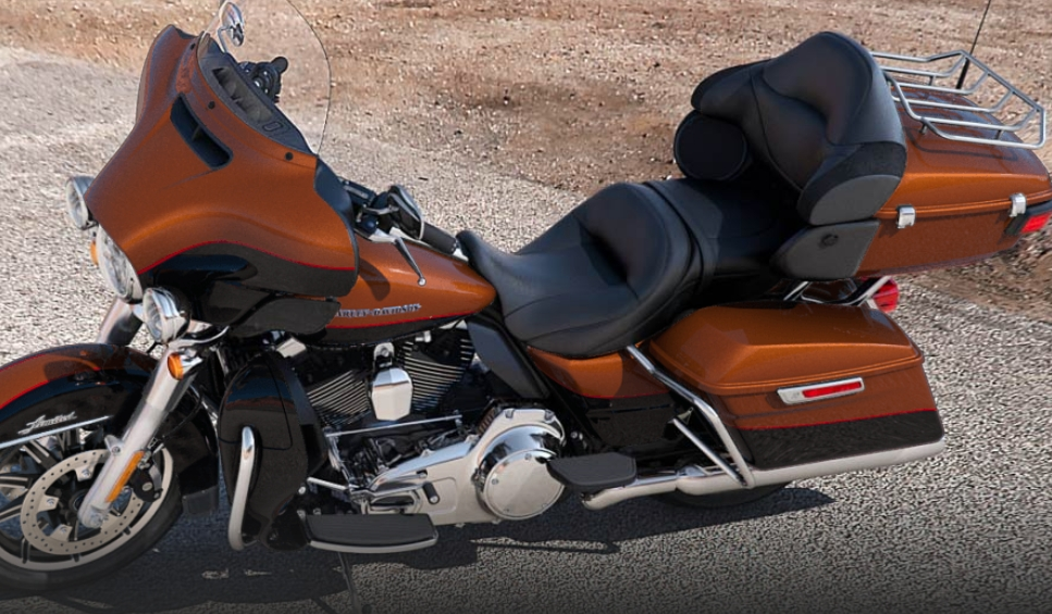 Behold The 2015 Harley Davidson Ultra Limited Amp Low