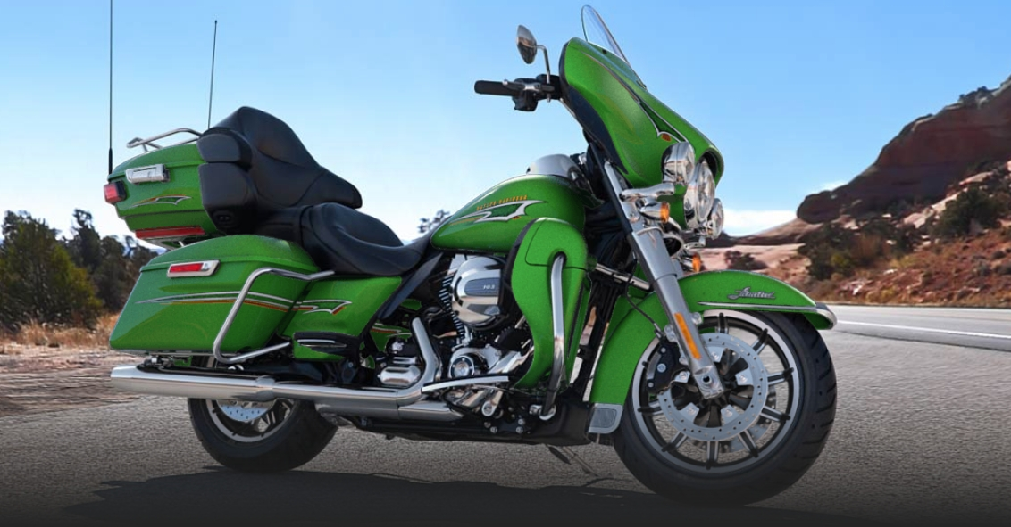 behold the 2015 harley-davidson ultra limited & low - autoevolution
