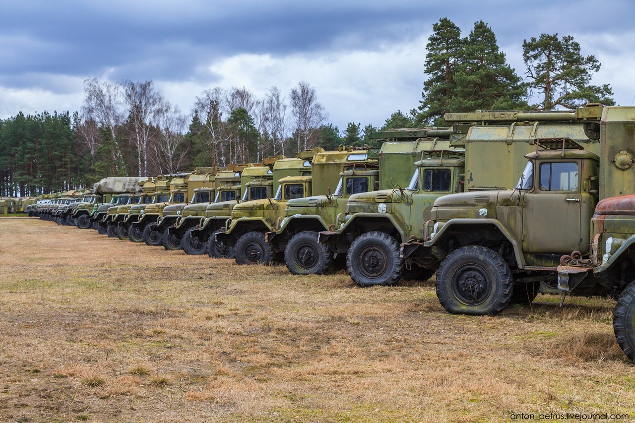 belarus is selling its ussr army trucks online and you can