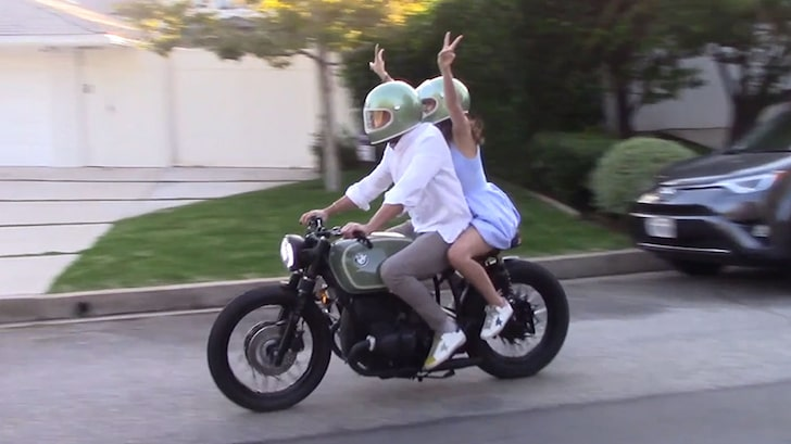 Ben Affleck Gets New Custom BMW Motorcycle From Girlfriend as Birthday  Present - autoevolution