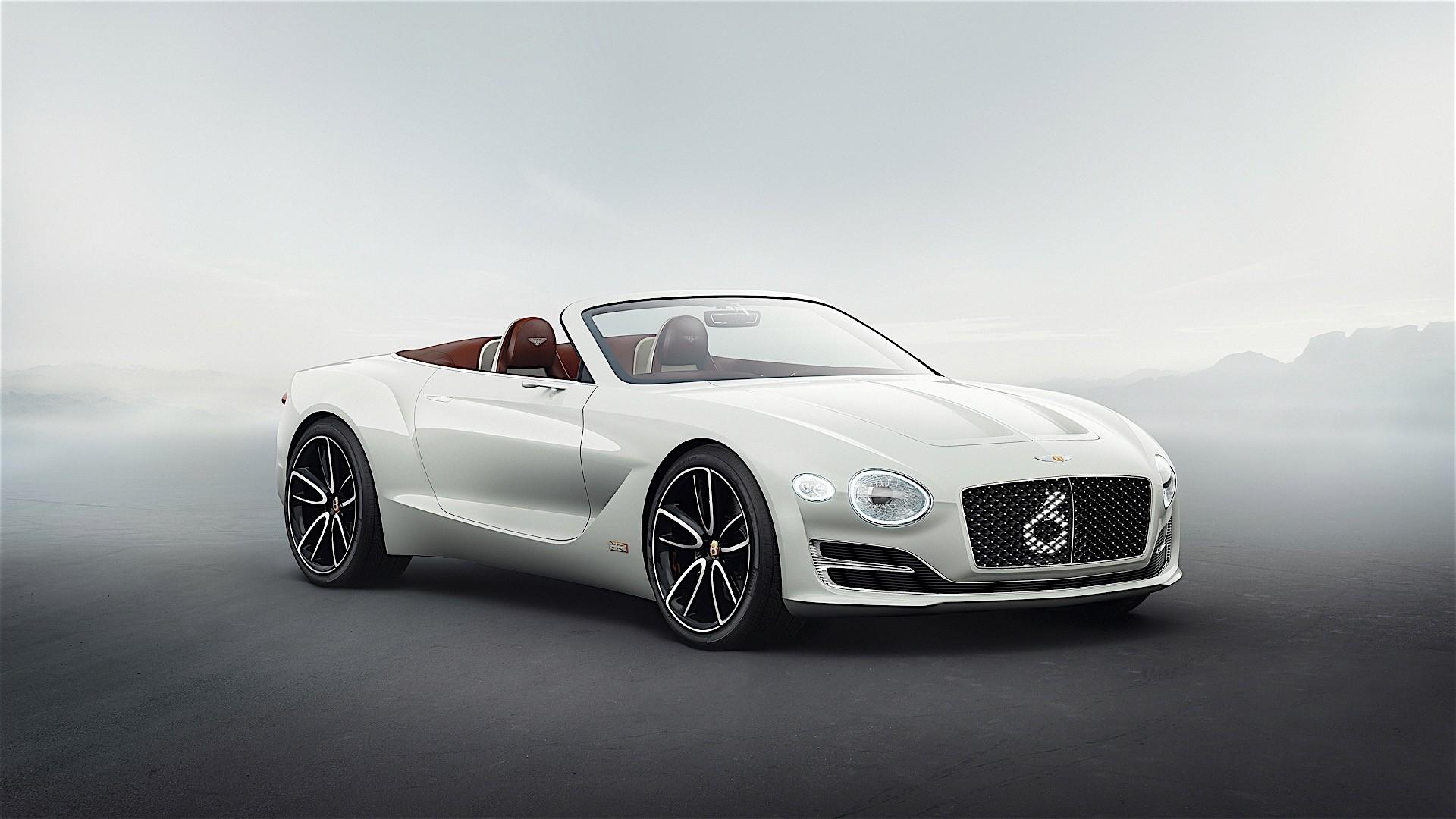 Bentley EXP 12 Speed 6e Concept ...