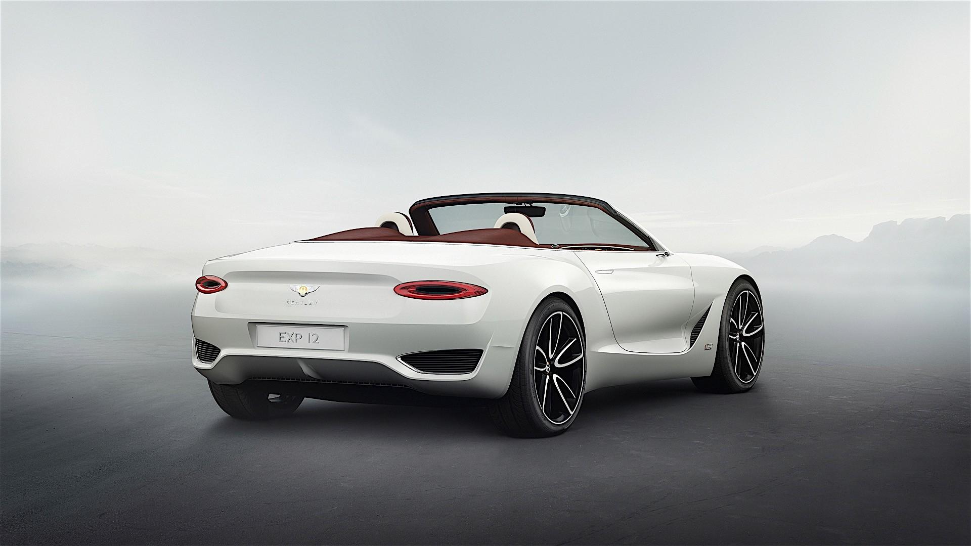 Beautiful ... Bentley EXP 12 Speed 6e Concept ... Gallery