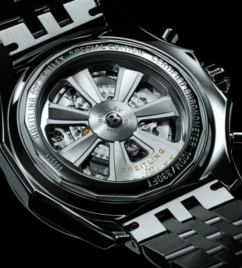 Bentley Barnato Chronograph By Breitling Presented