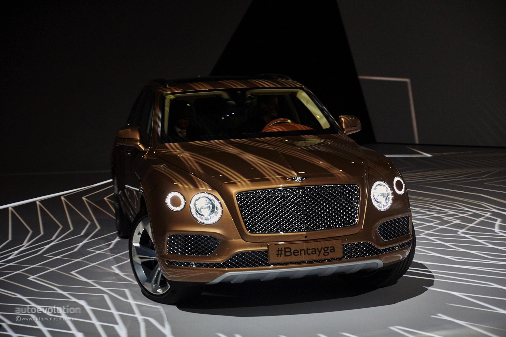 Bentley Bentayga Might Get the Same 4.0 TDI V8 with E-Turbo as Audi SQ7 - autoevolution