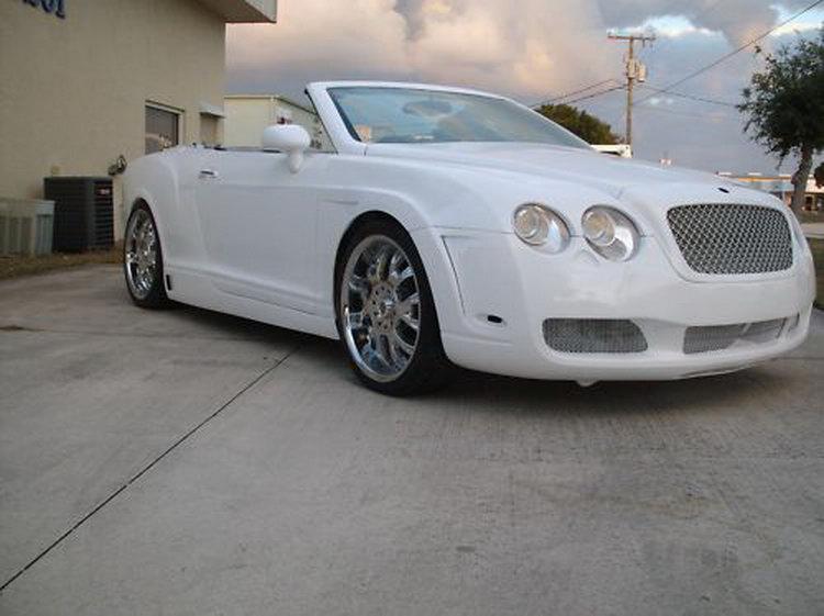 Bentley Continental Gtc Based On Chrysler Sebring For Sale on Chrysler Convertible Sebring Bentley Replica