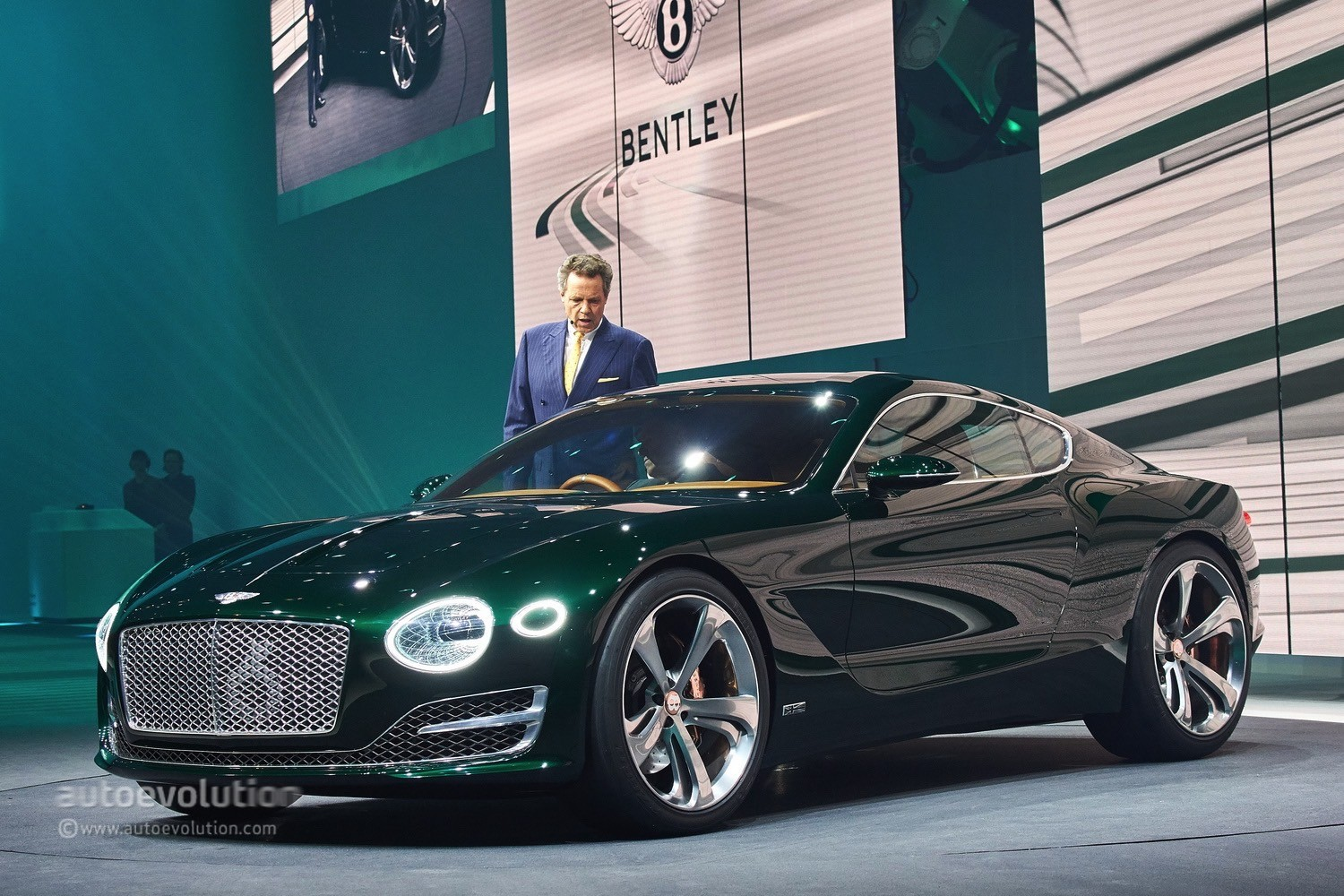 bentley sports exp speed continental gt electric edition coming powertrain rendered geneva surprise autoevolution confirmed biggest motor sounds cylinder motion