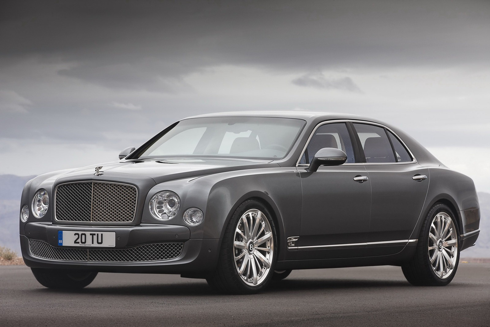 Bentley Goes Sporty Ish With Mulsanne Mulliner Autoevolution