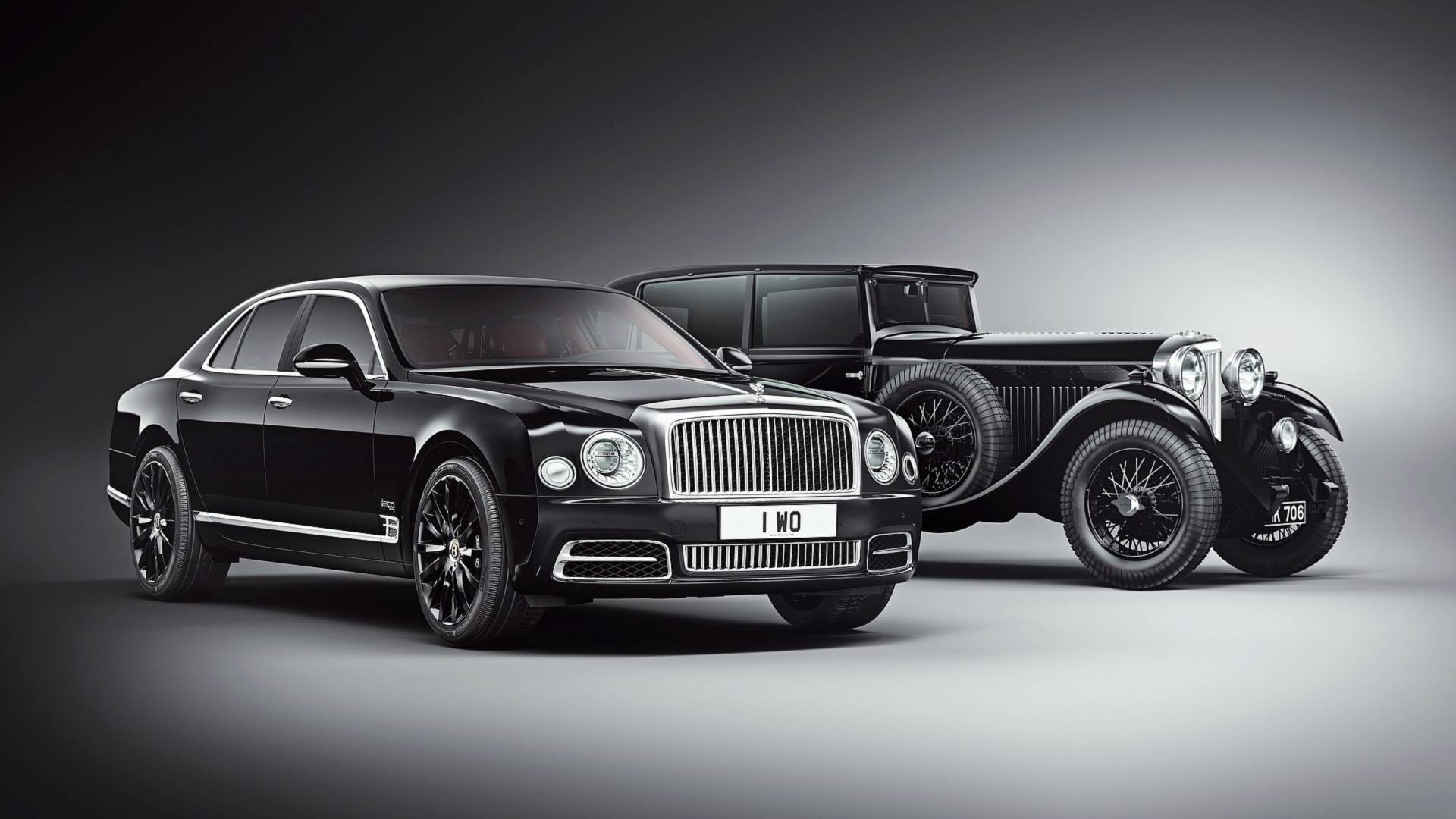 Mulsanne W O Edition By Mulliner Is Bentley Selling Out