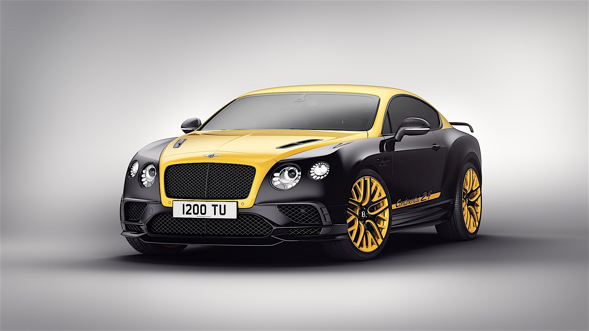 24 Hour Junk Cars >> Bentley Continental 24 Unveiled, It Is a Limited Edition ...