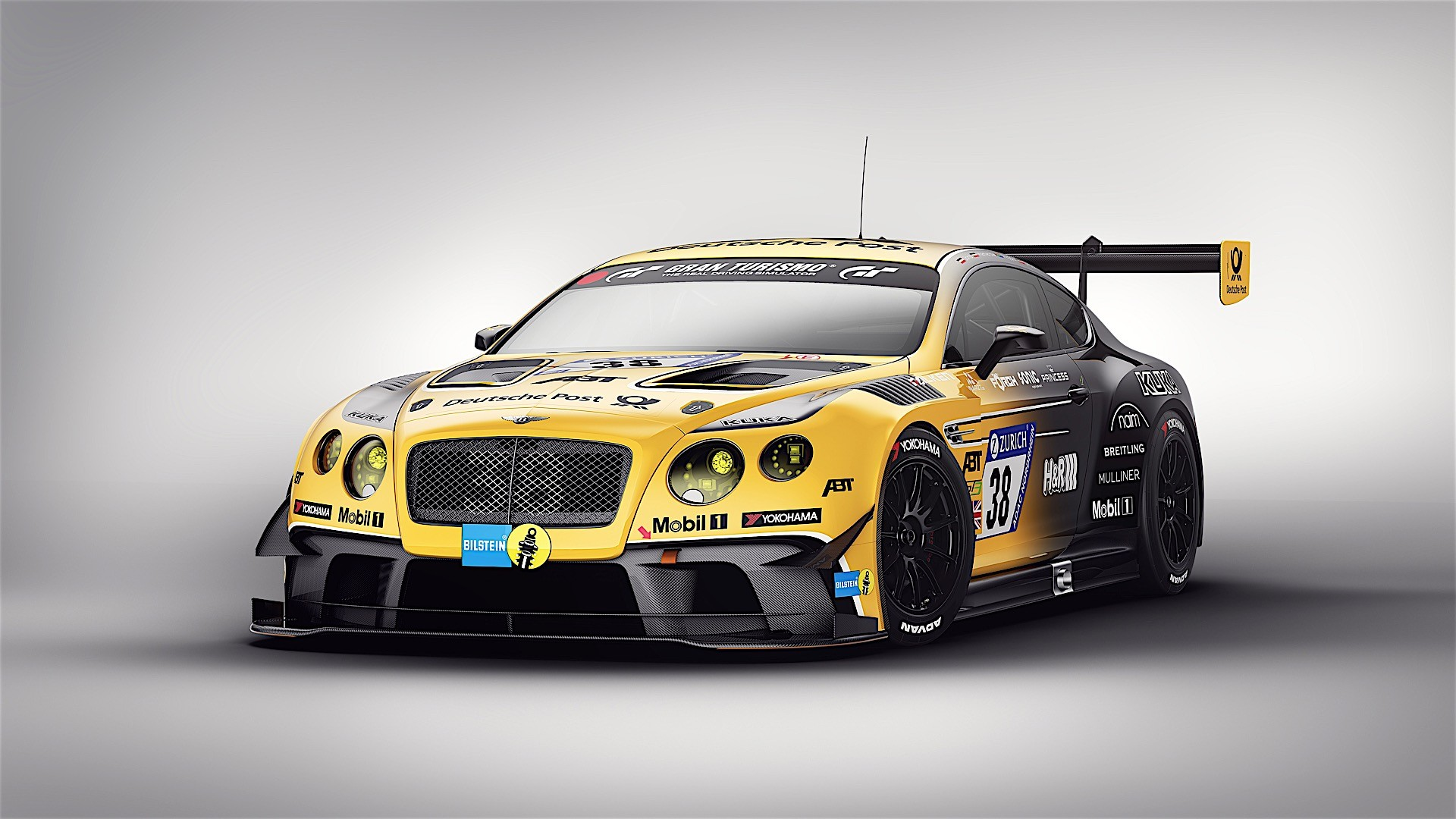 Bentley Continental 24 Unveiled It Is A Limited Edition Of The Supersports Autoevolution