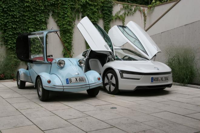 Berlin Resident Becomes First Volkswagen XL1 Owner, Talks EV Sense - autoevolution