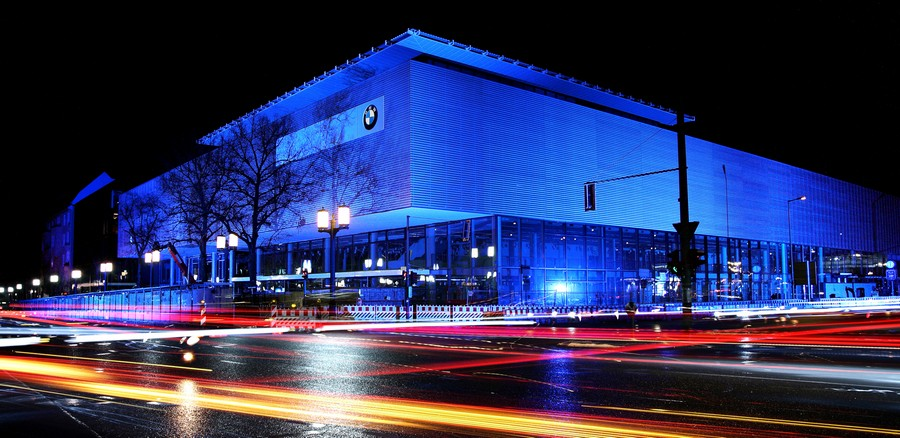 Capital Car Shows >> Berlin to Get Mega BMW Dealership in May - autoevolution