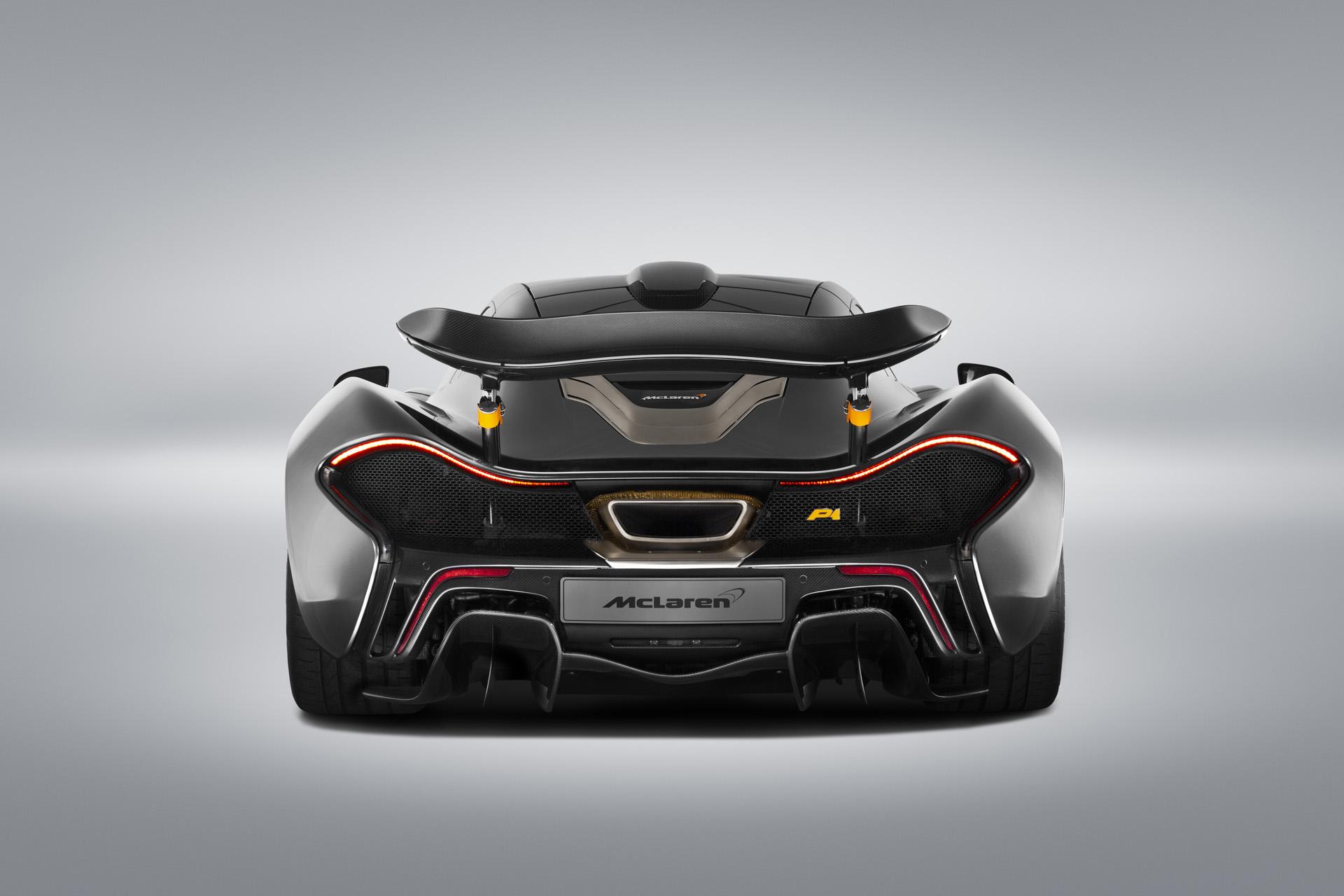 Bespoke McLaren 650S MSO, P1 Debuting at Pebble Beach - autoevolution