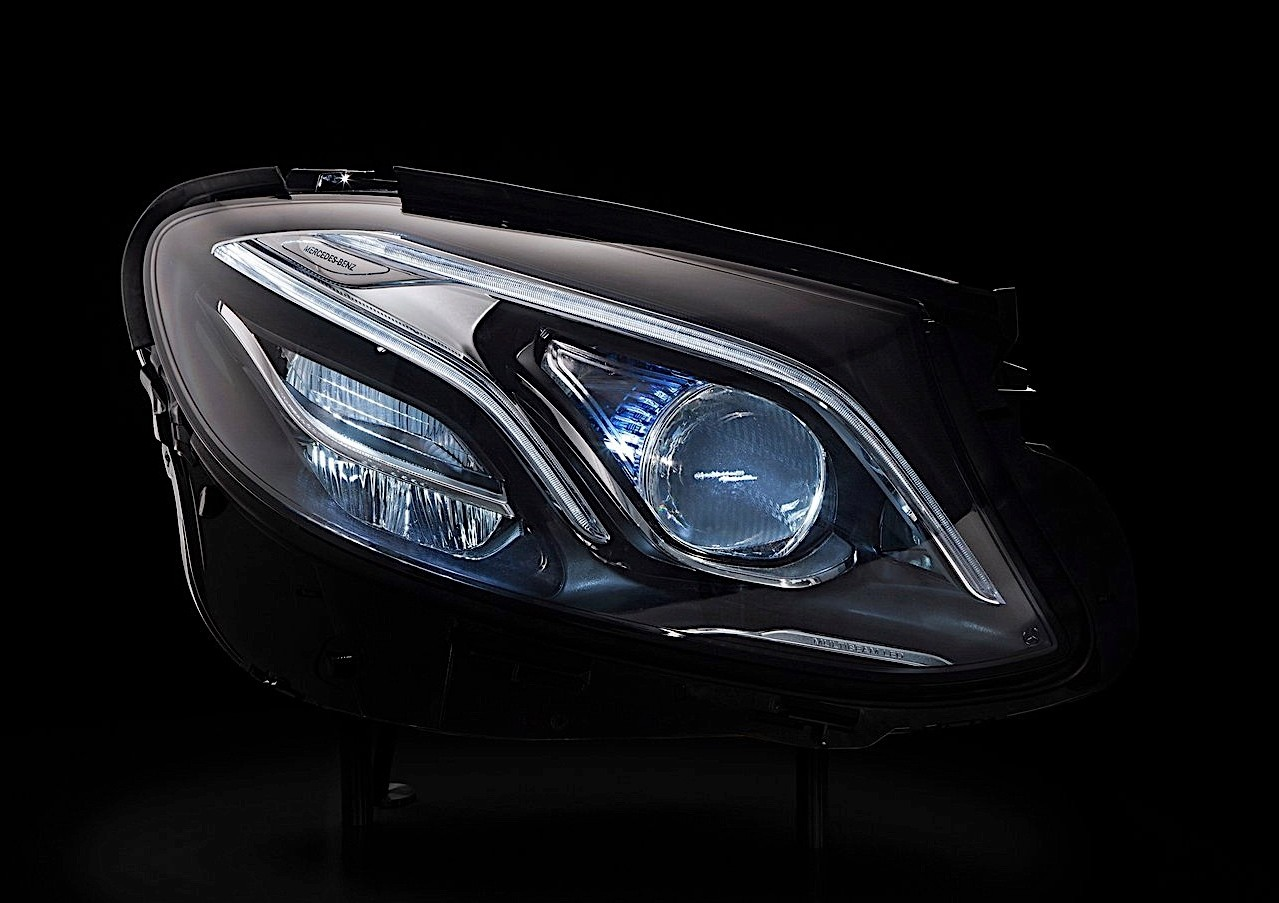 mercedesbenz eclass latest technology in lighting41 technology