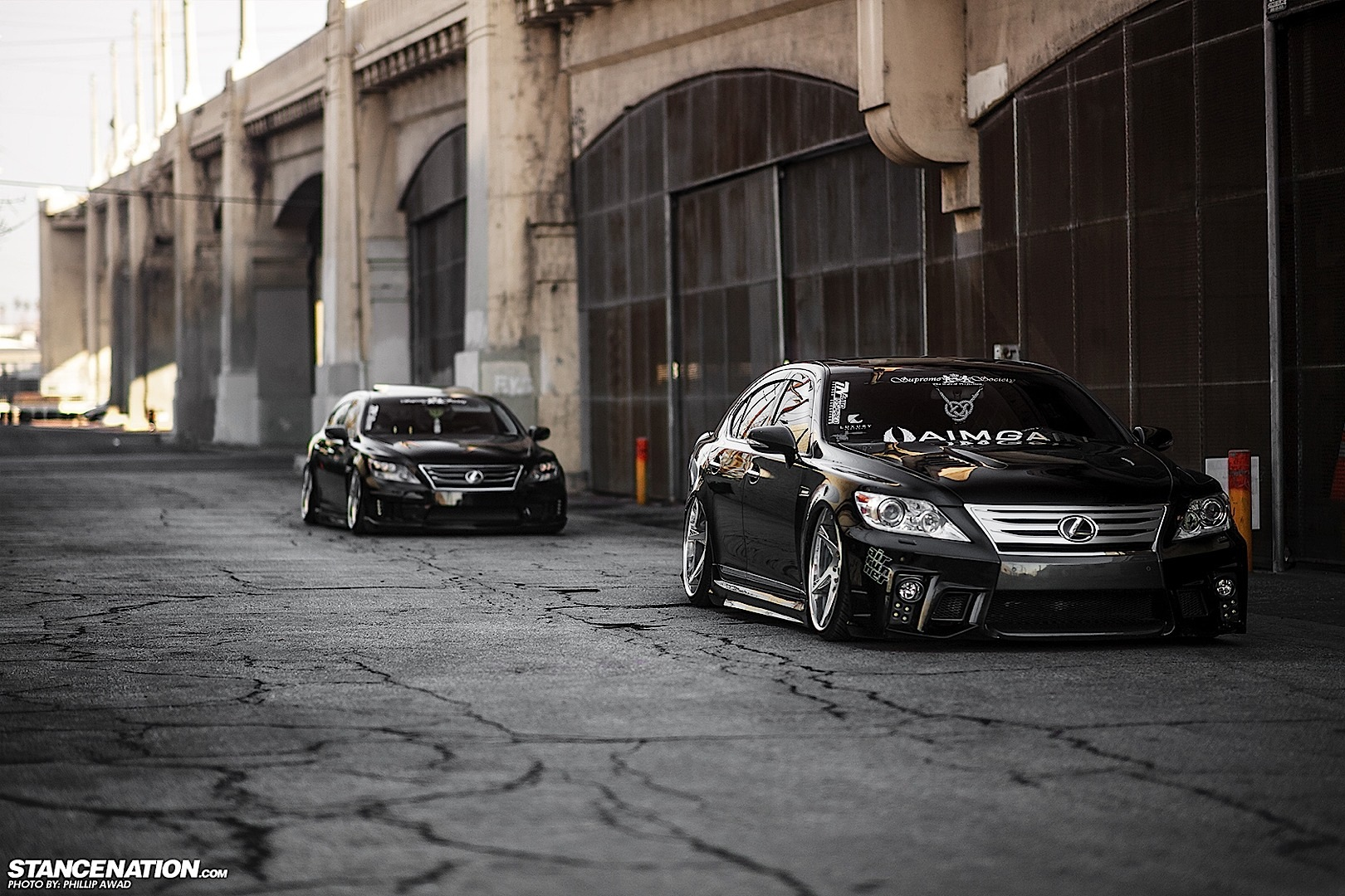 BFF Lexus LS Are Something Apart [Photo Gallery]