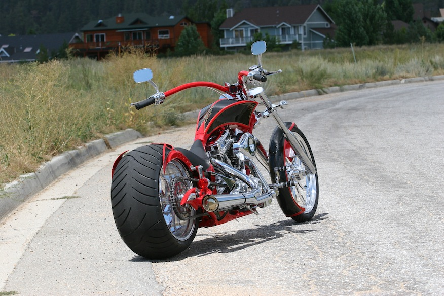 Big Bear Choppers Athena Prostreet Autoevolution