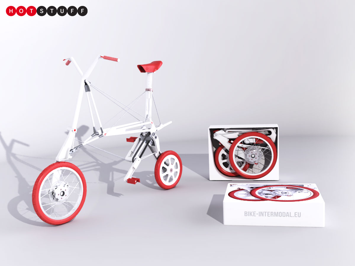 d2d1b6b8a38 Bike Intermodal Is the World's Most Compact Folding Electric Bicycle ...