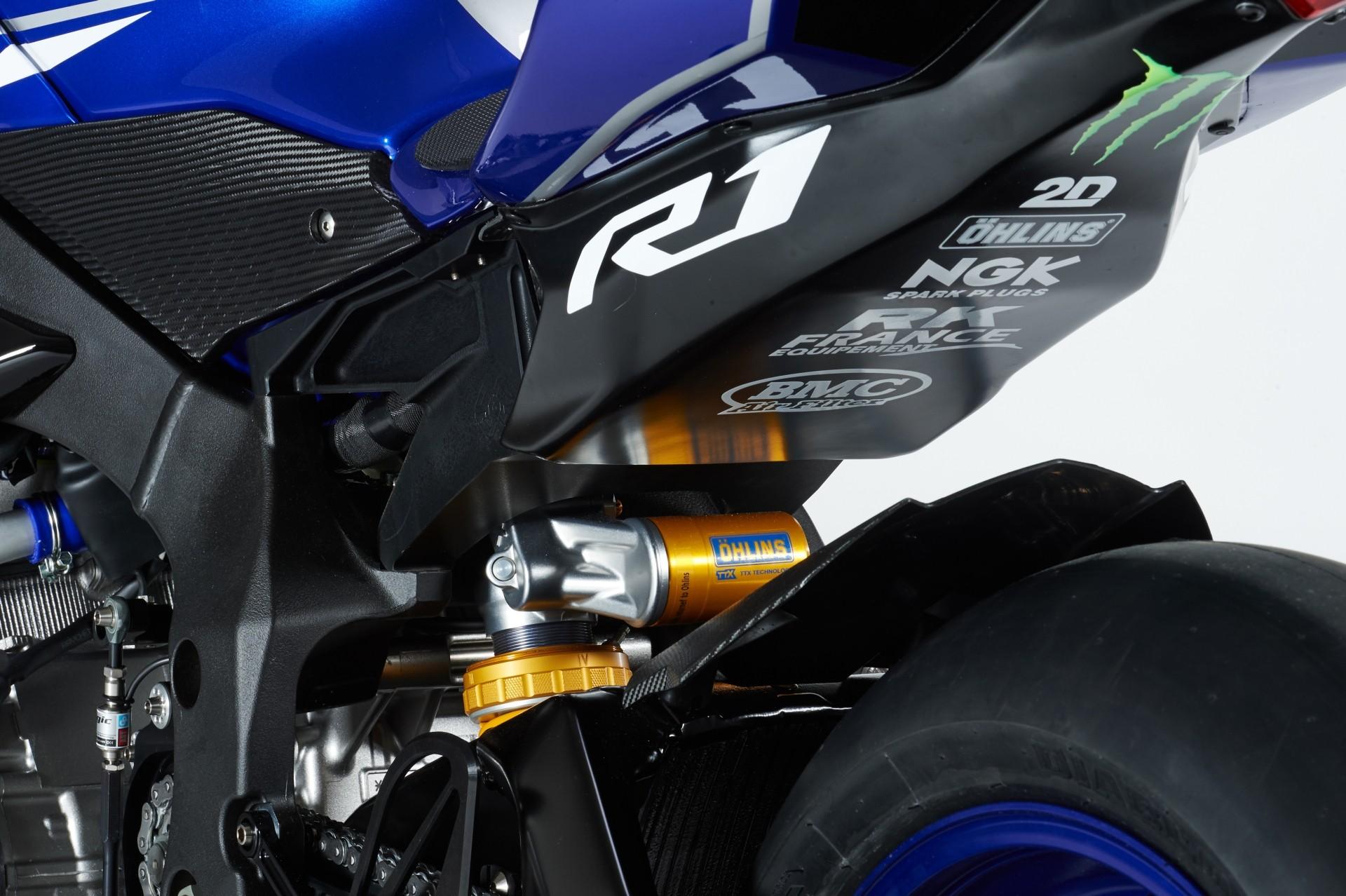 Bike XXX: 2015 Yamaha YZF-R1 Endurance World Championship Edition Shows Up – Photo Gallery ...