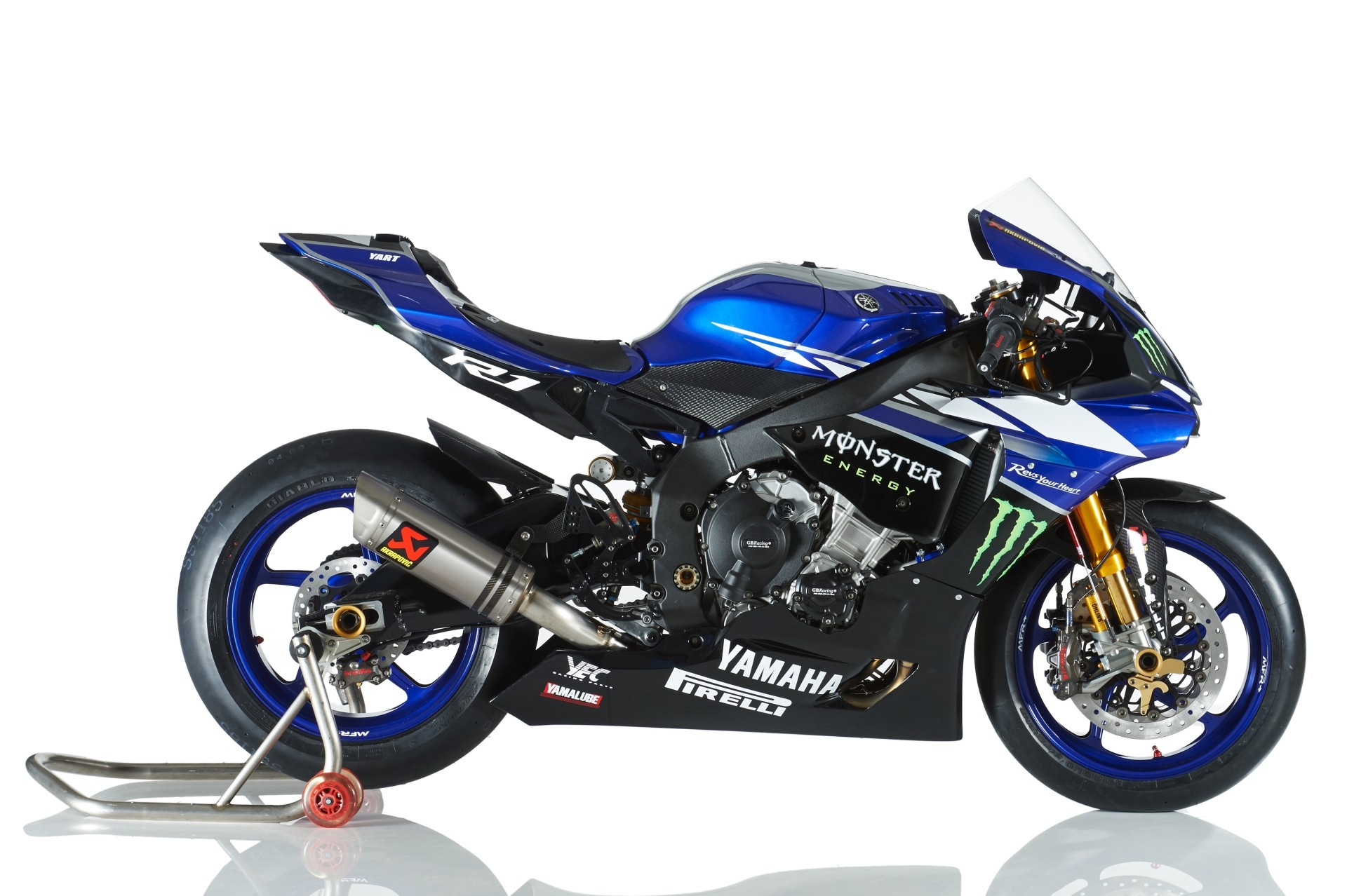 Bike Xxx 2015 Yamaha Yzf R1 Endurance World Championship