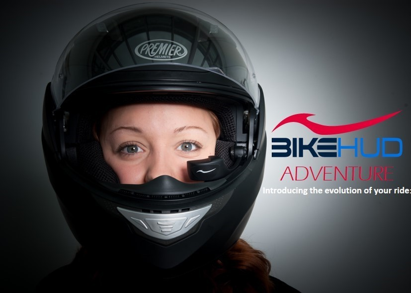 Bikehud Generation 2 Adventure System Announced Teams Up