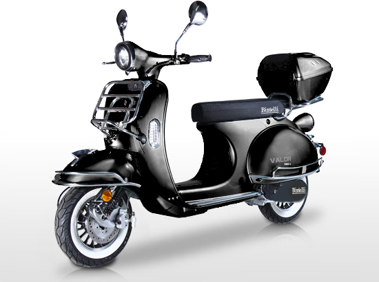 Bintelli Adds Three New Scooters to the 2014 Line-Up ...