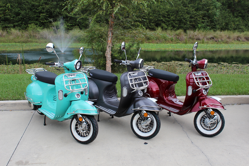 bintelli adds three new scooters to the 2014 lineup