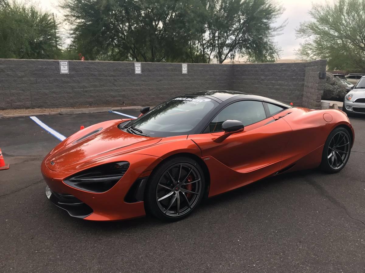 Bitcoin McLaren 720S For Sale on Craigslist, Price Drops ...