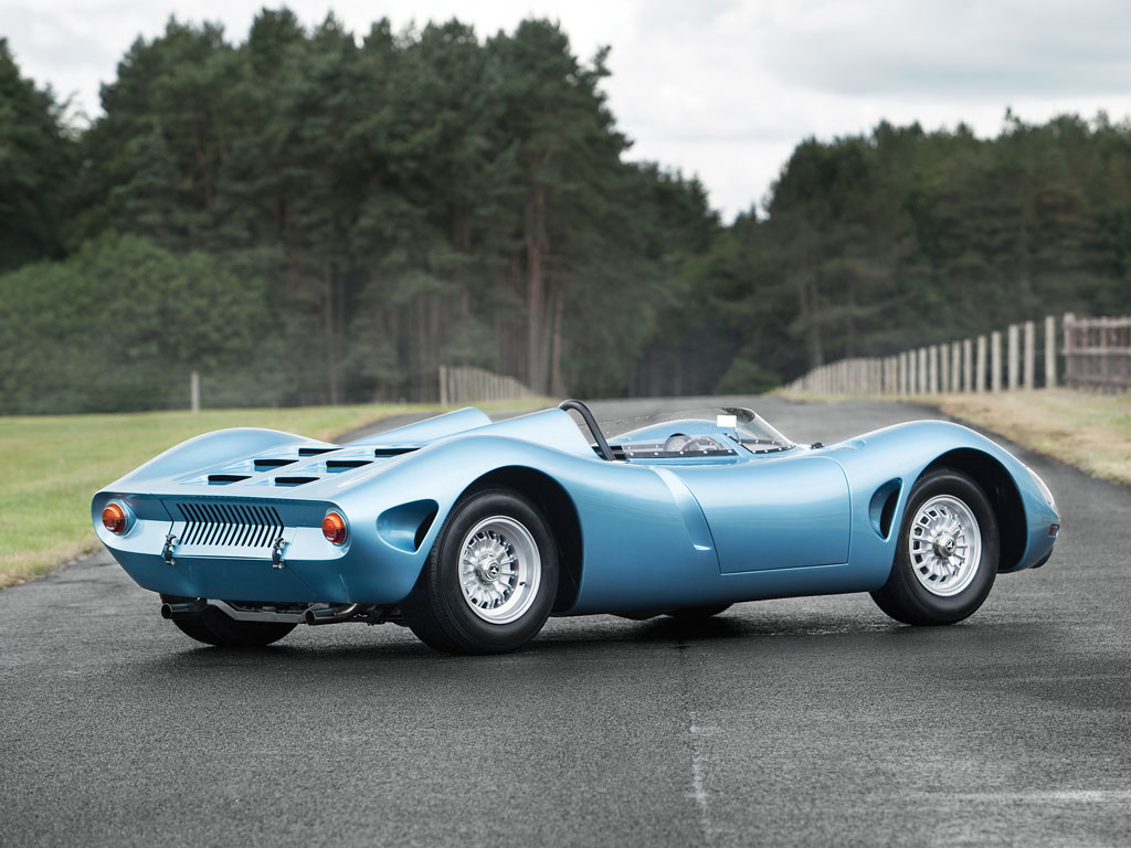 Bizzarrini P538 Racecar Heads To Auction For The First