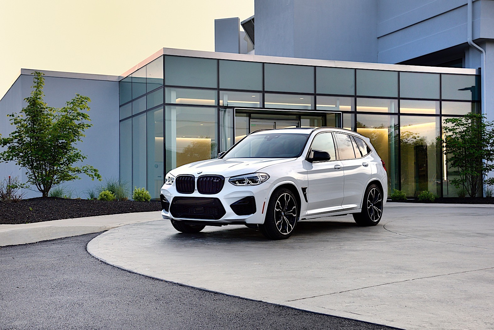 BK Performance BMW X3 M Competition Flexes 757 PS During ...