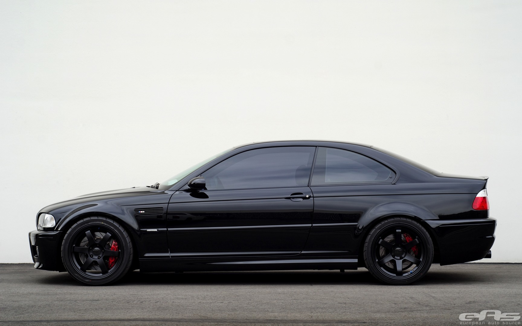 Black on Black BMW E46 M3 Looks Brand New  autoevolution