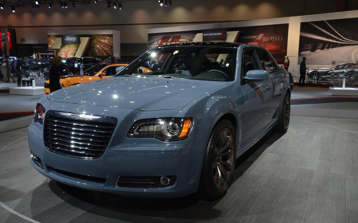 Color car los angeles - 2014 Chrysler 300s 2013 La Auto Show