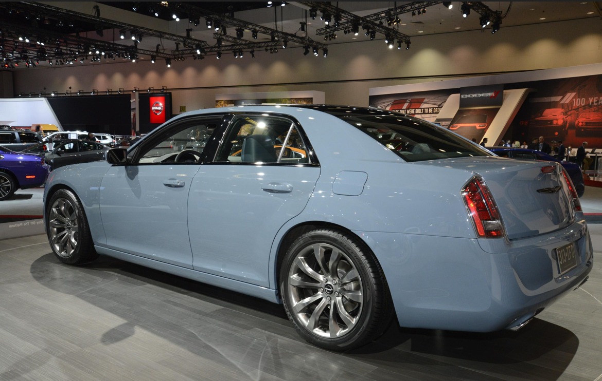 """""""Blacked Out"""" 2014 Chrysler 300S Brings Luxury to Los ... 