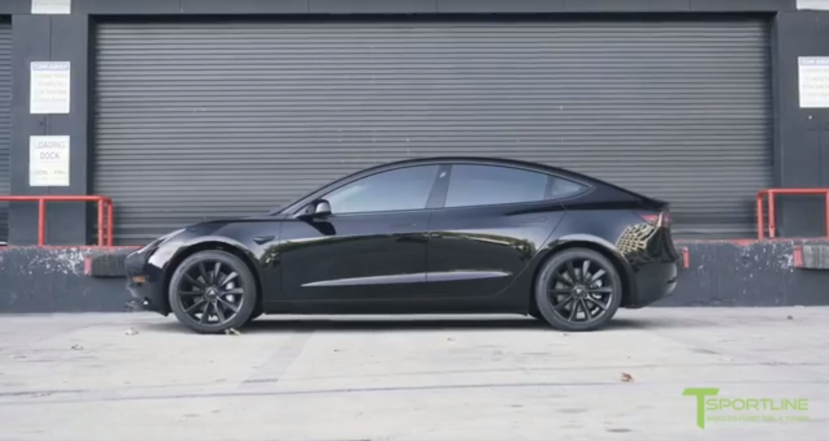 Blacked-Out Tesla Model 3 Looks Set to Do a Drive-by ...