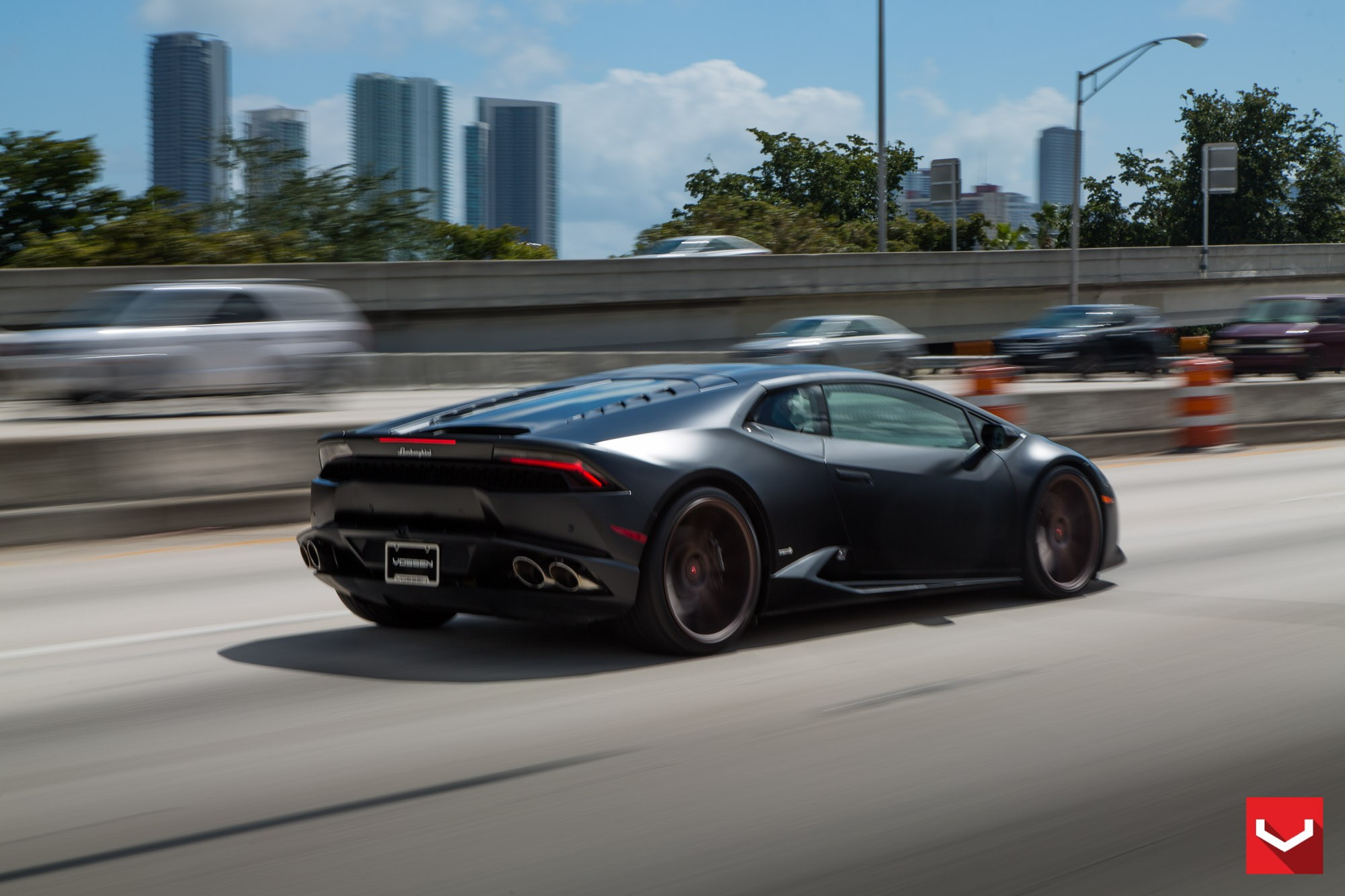 Blackskullz Lamborghini Huracan And Mclaren 650s On