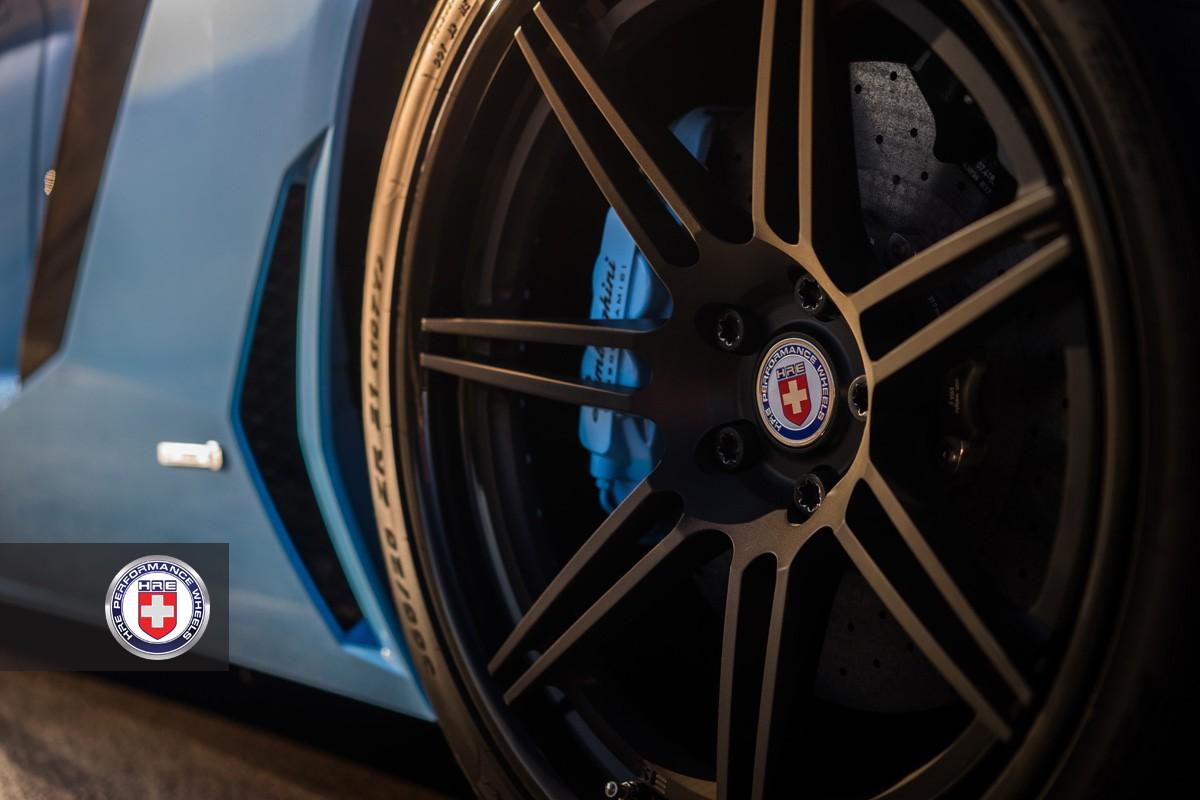 Фото | Матовые диски HRE RS101