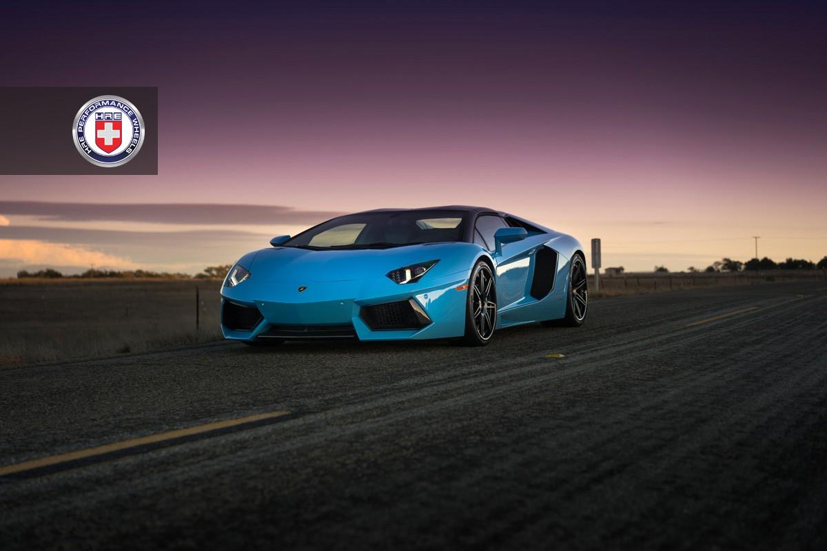 Фото | Lamborghini Aventador Roadster