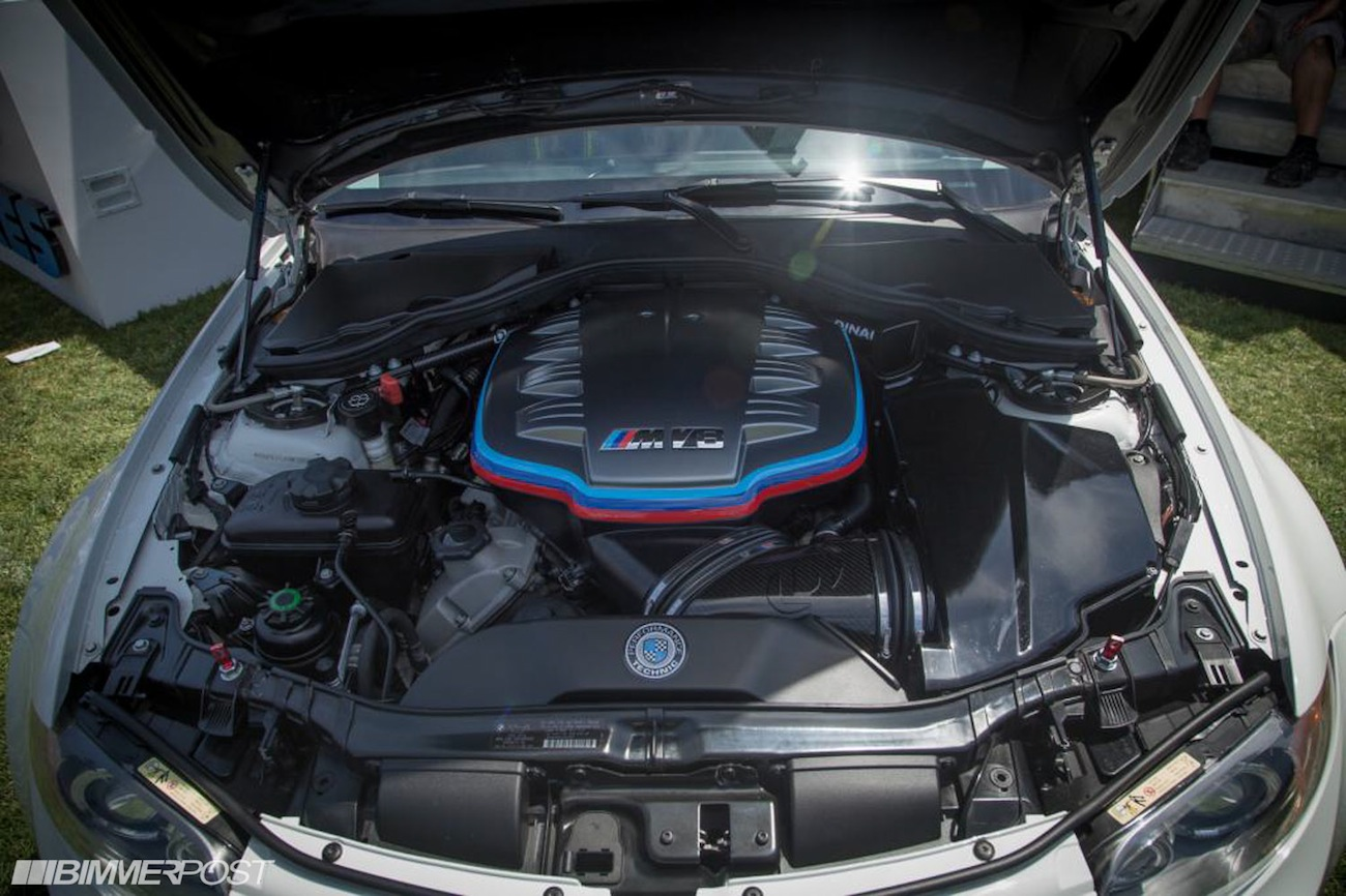 Bmw 1 Series Has E92 M3 Engine To Play Around With Autoevolution
