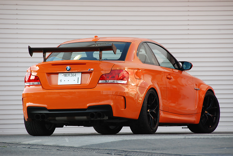 Bmw 1m Coupe By Studie Ag Japan Autoevolution